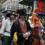 Mardi Gras Pirates