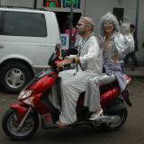 Another good mode of Mardi Gras transport