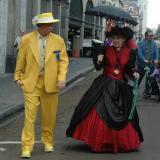 A genuine southern gentleman & lady