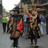 I like their goblets... and costumes