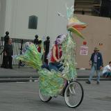 Creative transport