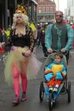Mardi Gras family