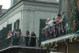 Balconies on Royal