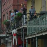 Balcony on Conti