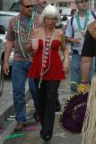 walking amongst the beads