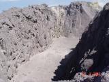 A gully near the Merapi peak