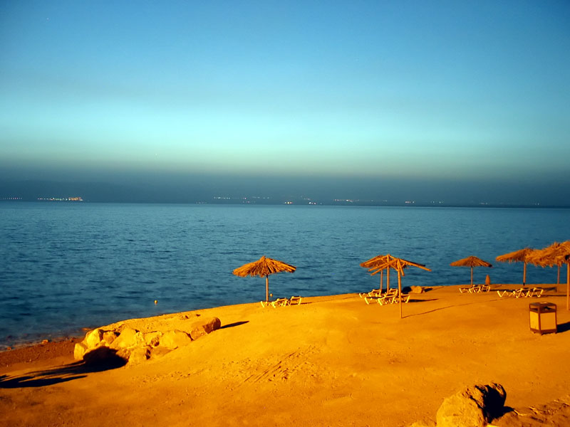 Dead Sea Beach at night.jpg