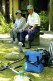 Gardeners of the Matsushima Museum