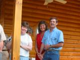 Jean, Sherry, Mike