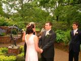 Sarah and Brian       June 5 2004