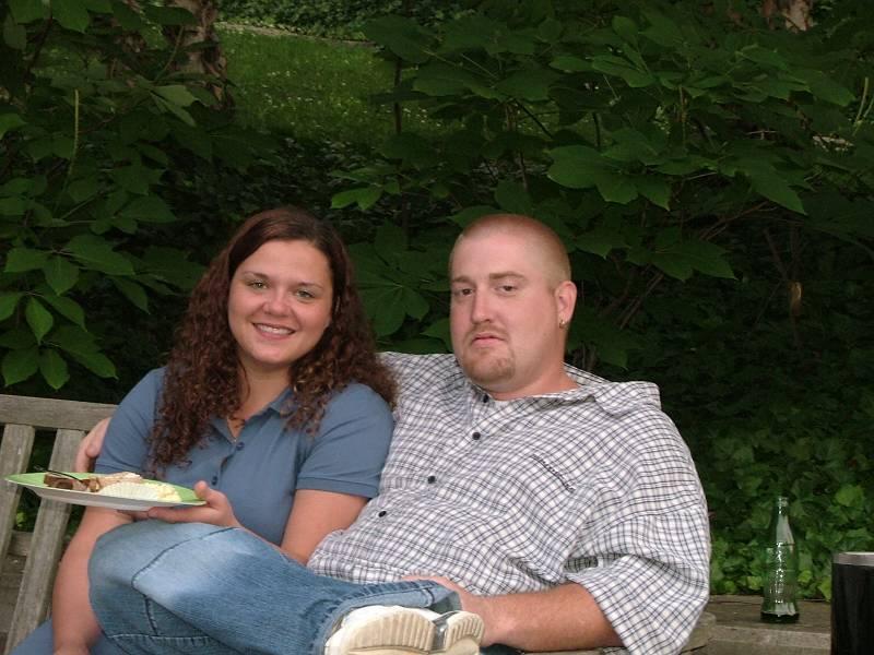June 5, 2004 Charles Hampton and Janie Cavanah