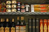 DiBruno's - shelf display