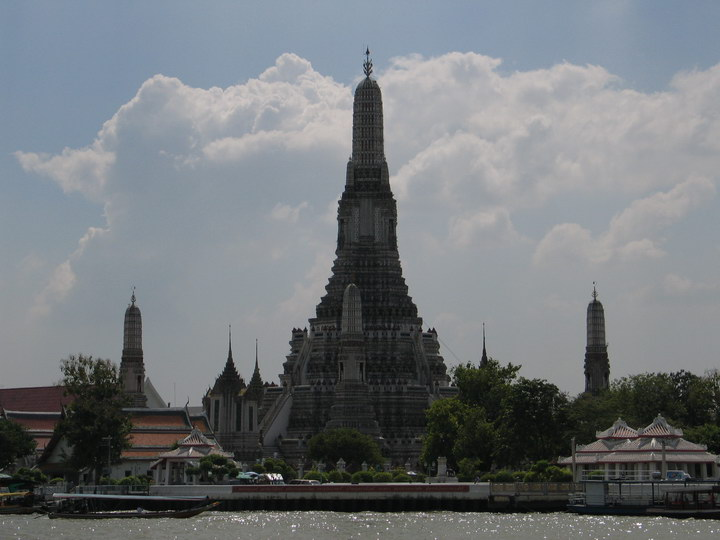 then we moved to Wat Pho