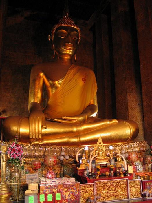 for giant buddha