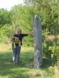 Menhir de Montgesty
