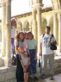 St.-Émilion: family portrait (with Jennifer)