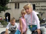 Blaye: les enfants Cazette