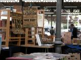 Used book market