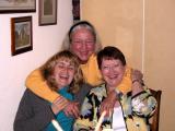 Jen, Joan, and Bev
