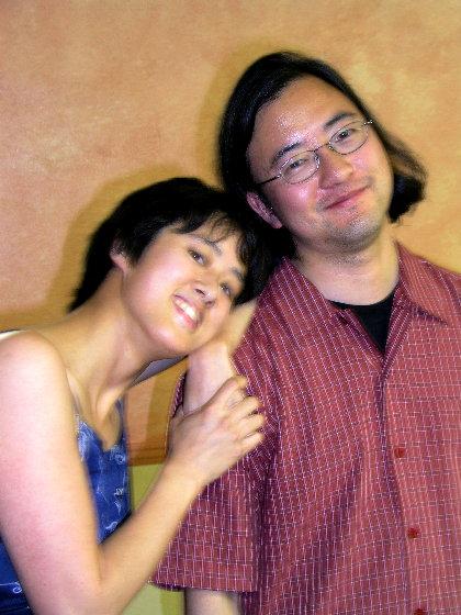 Vienna Teng with Alan Lin