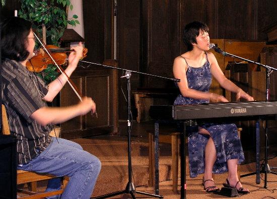 Alan Lin & Vienna Teng