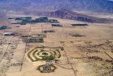 Desert community near Apple Valley, Ca