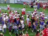 Kids Run the Field