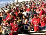 Houston Fans Pregame