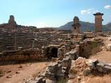 05 Xanthos, amphitheatre