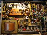bottom tx mixer,left on the top RF mix unit, below premix unit