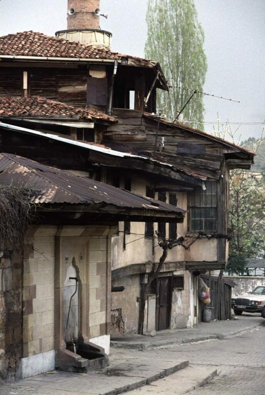 Kastamonu old building 1