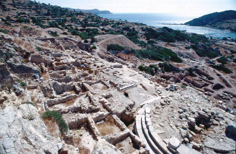 Datca Knidos general view 1