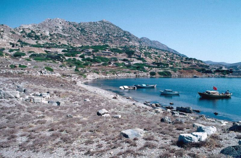 Datca Knidos general view 2