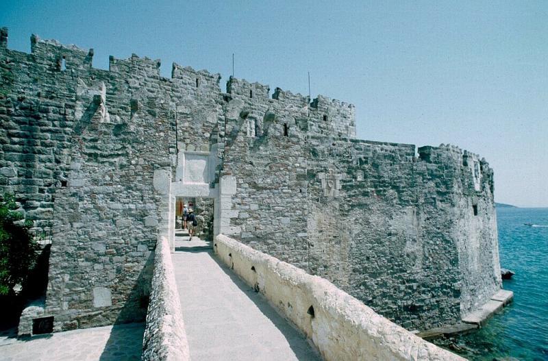 Bodrum castle 4