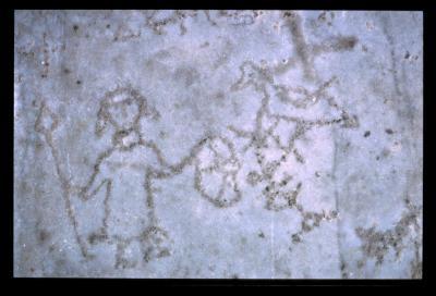 Dydima Apollo temple detail floor