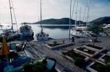 Datca harbour view 2