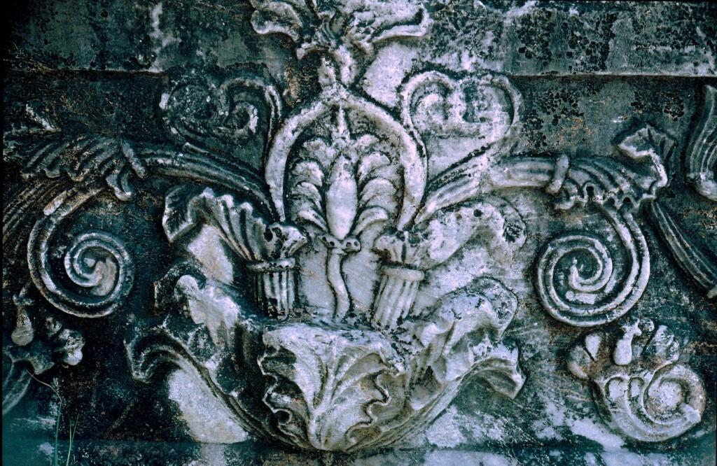 Dydima Apollo temple detail 9