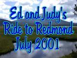 Ride to Redmond, July 2001