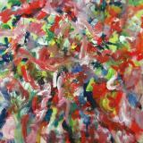 2003 - Acrylique sur toile 50x50 cm