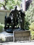 Pioneer Handcart Monument
