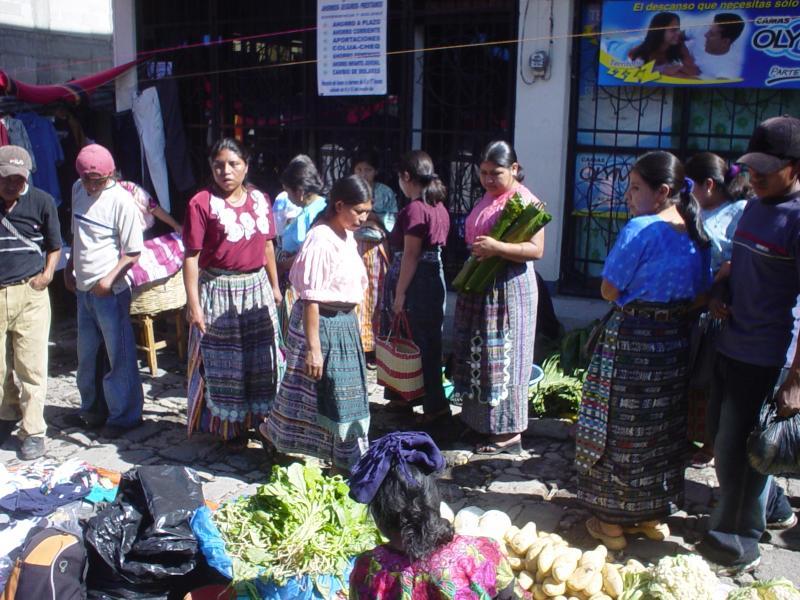 S. Pedro market