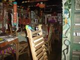 Jade Seahorse restaurant, Utila