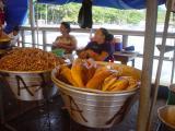 fish market in La Libertad