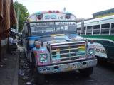 El Salvador transport