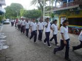 Salvadorean students