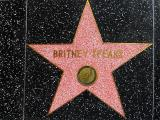 Hollywood - Britney Spears' Star