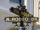 Beverly Hills Via Rodeo & Rodeo Drive