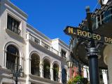 Beverly Hills Rodeo Drive Sign
