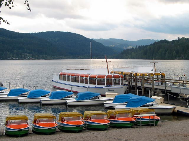 TITISEE - LATE AFTERNOON