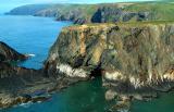 The Coastline of Pembrokeshire